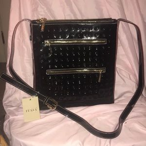 Authentic Arcadia Made In Italy Handbag. BNWT
